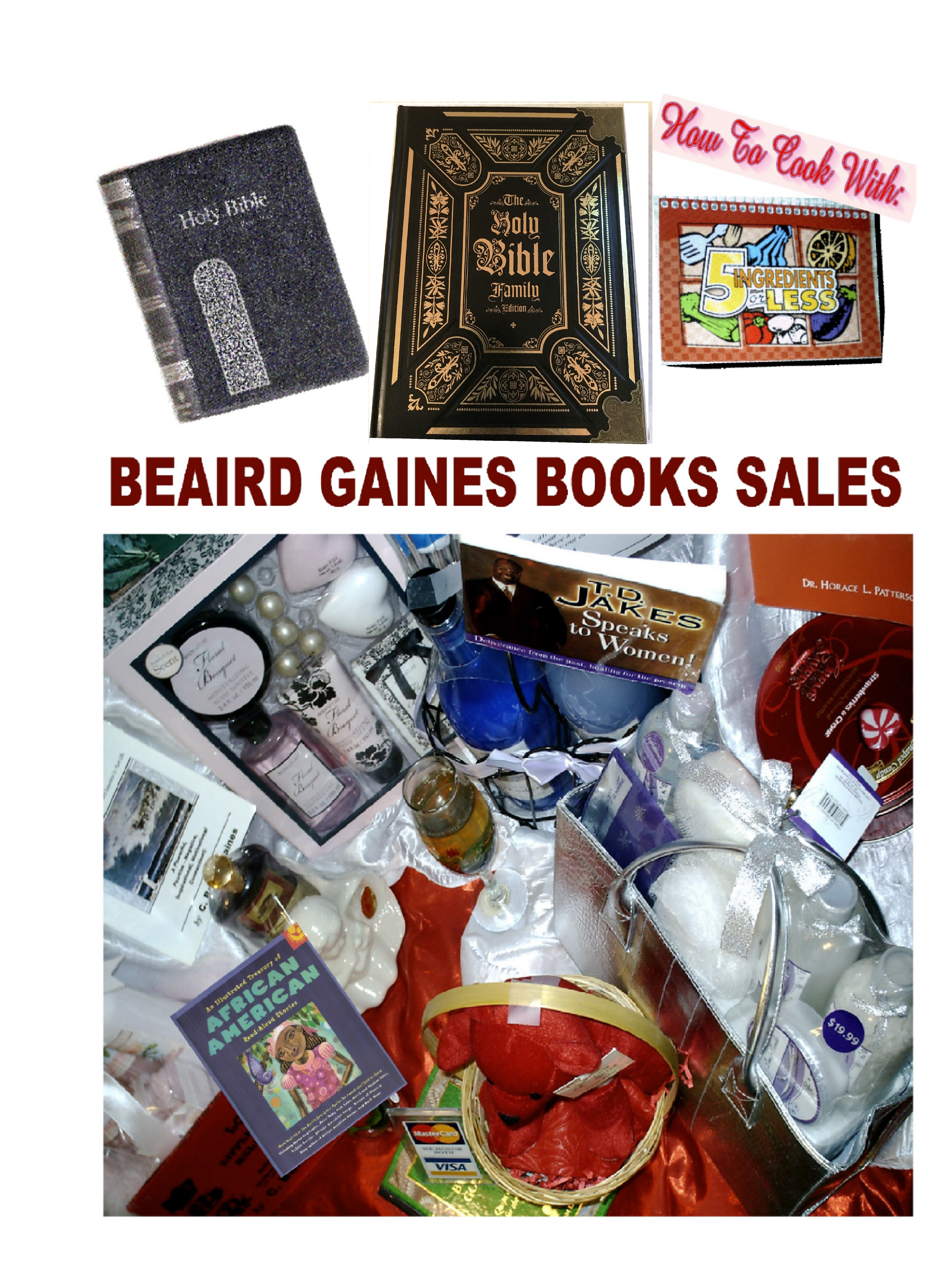 Beaird Gaines Books Sales